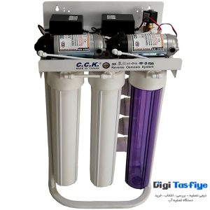 دستگاه تصفیه آب نیمه صنعتی سی سی کا مدل 1008s